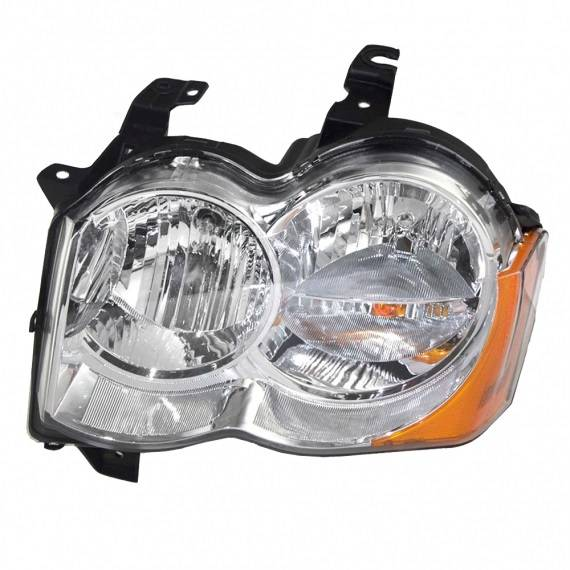 2008-2010 Grand Cherokee Headlights