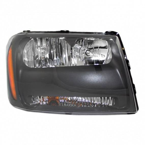 2006-2009 Trailblazer Lt Headlight