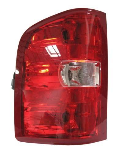 2007 -2013 Sierra Tail Light