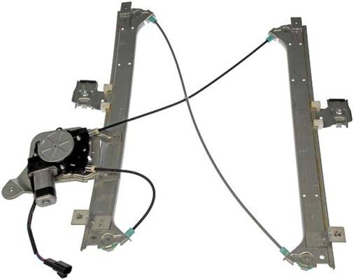 2001 2007 silverado crew cab window regulator motor r rear for 2001 silverado window motor replacement
