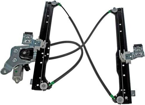 2002-2006 Avalanche Window Regulator / Motor -L Rear