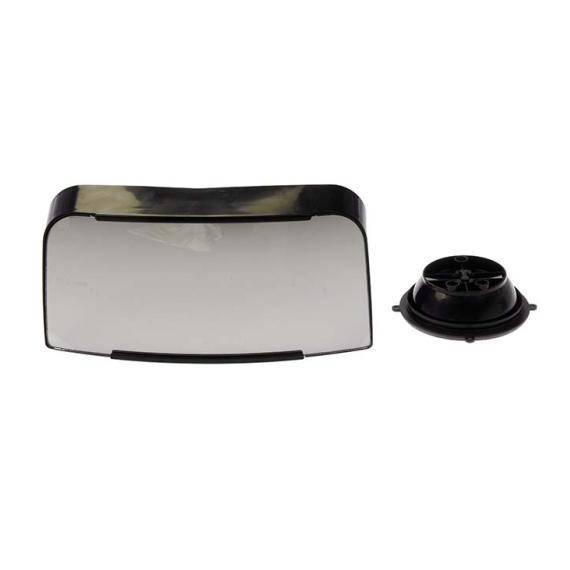 2003-2015 Savana Cutaway Van Wide View Mirror Glass -Lower