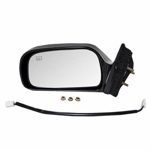 1997 2001 Camry Power Heat Side Mirror L