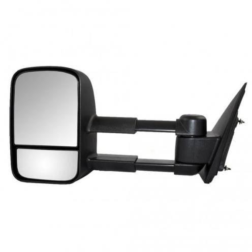 2014 2015 2016 2017 Silverado Manual Extendable Tow Mirrors