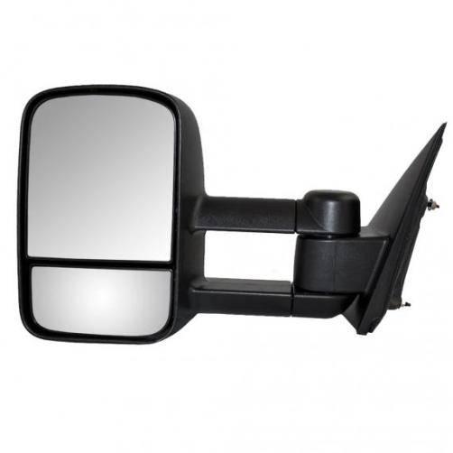 2014 2016 silverado tow mirrors manual pair. Black Bedroom Furniture Sets. Home Design Ideas