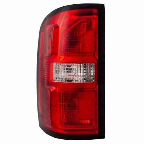 Gmc Sierra Tail Light Wiring Harness : Sierra tail light left