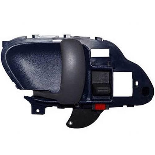 1998 Gmc 1500 Regular Cab Interior: 1995-2001* Chevy Truck Door Pull -Inside Blue -Pair Frt