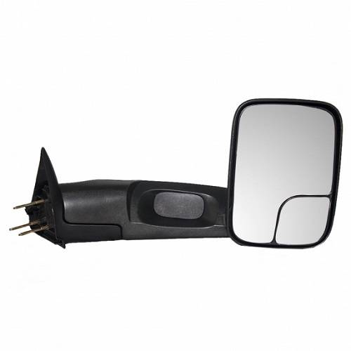 1994-2002* Dodge Pickup Manual Tow Mirror -R