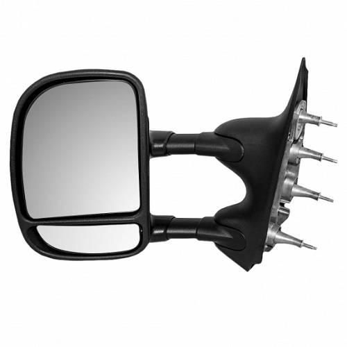 2003-2016* Ford Van Manual Telescopic Tow Mirror -L