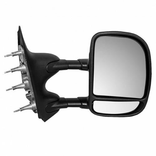 2003-2016* Ford Van Manual Telescopic Tow Mirror -R