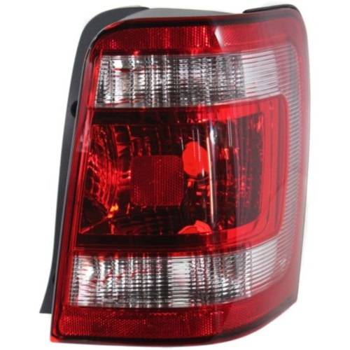 2008 2017 Ford Escape Tail Light 2009 2010