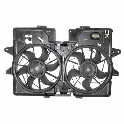 2001 2004 mazda tribute radiator engine cooling fan v6. Black Bedroom Furniture Sets. Home Design Ideas