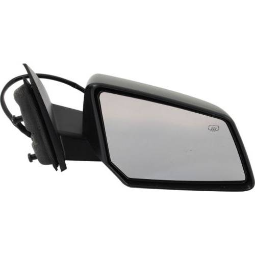 2009-2014 Traverse Power Heat Mirror Textured -Right Passenger