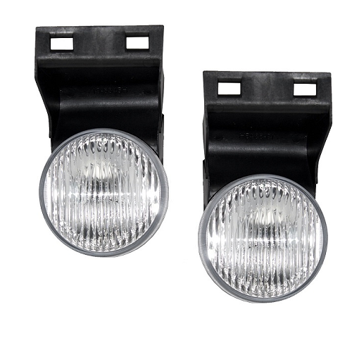1994 1998 Dodge Ram Pickup Fog Lights Driving Lamps Set 1995