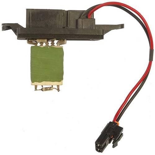 2003-2006 Escalade ESV Blower Motor Resistor -4 Bolt