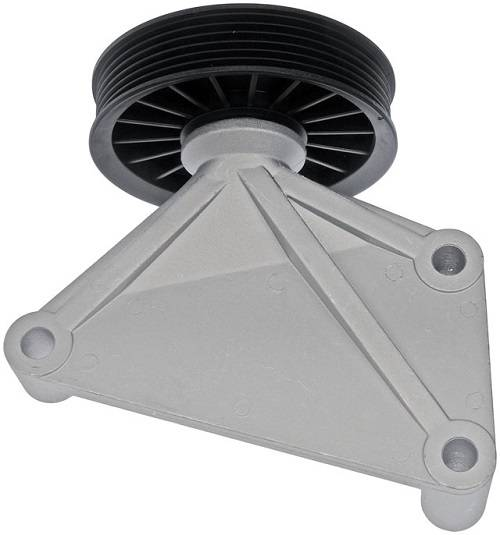 Serpentine Belt Pulley Groove Dimensions : Century a c compressor bypass pulley