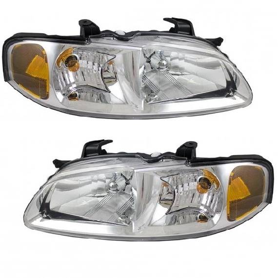 2001 nissan sentra headlights