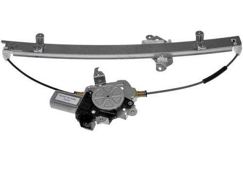 Power Window Regulator for 2005-2010 Nissan Frontier Front Right with Motor