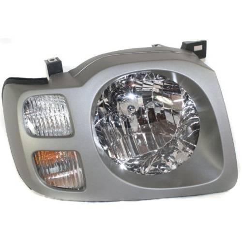 2002 2003 2004 xterra se headlight silver right passenger 1 auto shop