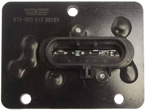 F on Chevy Blower Motor Resistor 2004