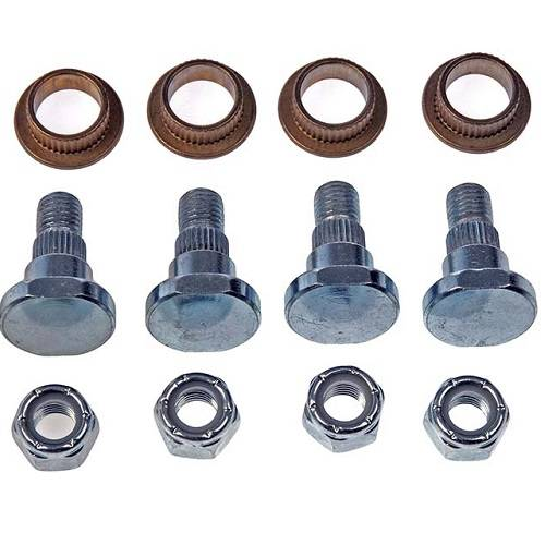 2000-2016* Impala Door Hinge Repair Kit Bushings Pins