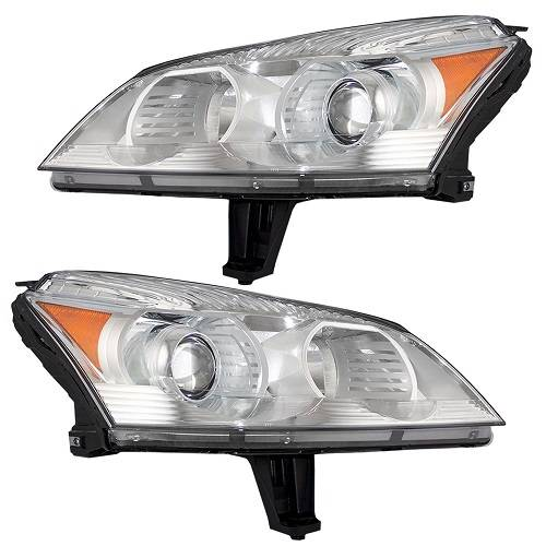 2012 Chevrolet Traverse Interior: 2009-2012 Traverse LTZ Headlights -Pair