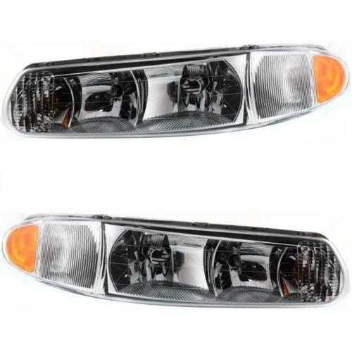 1997 2005 Buick Century Headlight 1998 1999 2000 2001