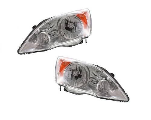 topnicecar 1Pcs Front Bumper Headlight Mount Bracket Left 71190SWAH00 Generic fit Honda CRV 2007-2011