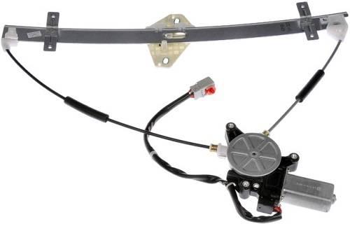 Front Power Window Regulator With Motor For Honda CR-V CRV 2002-2006 Right//Left