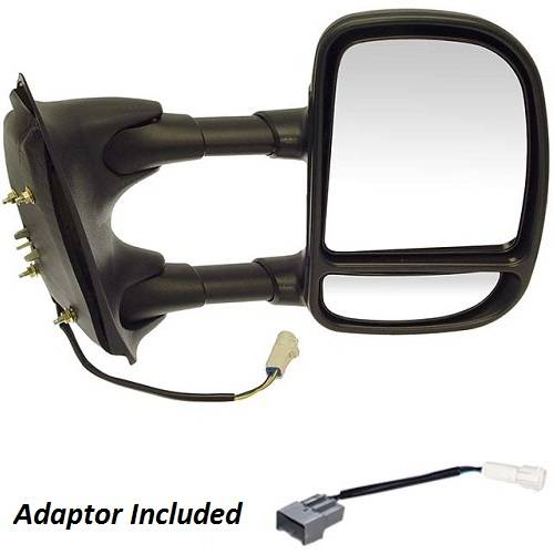 1999-2007* F250 F350 Tow Mirror Power Heat -R
