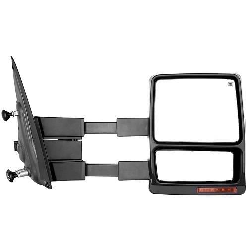 2007 2014 f 150 power heat tow mirror w signal r. Black Bedroom Furniture Sets. Home Design Ideas