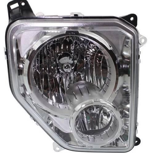 2008-2012 Jeep Liberty W/ Foglights Headlight -R