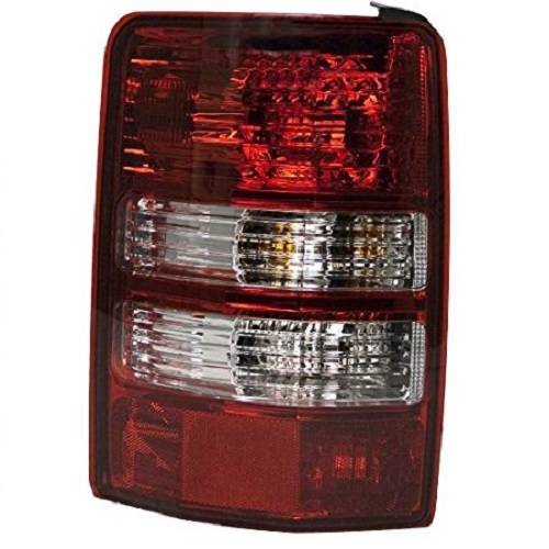 2008 2012 jeep liberty tail light l. Black Bedroom Furniture Sets. Home Design Ideas