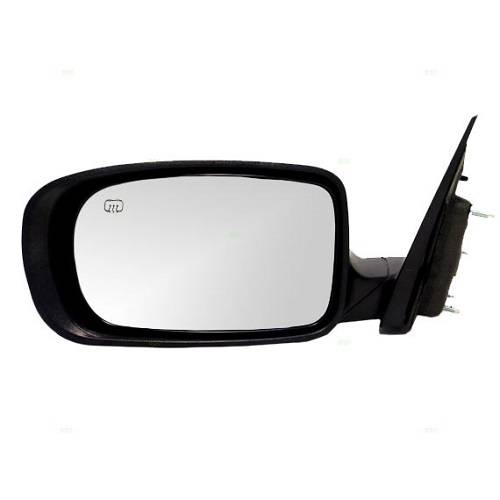 OE Replacement Chrysler 200 Right Rear View Mirror Partslink Number CH1321328
