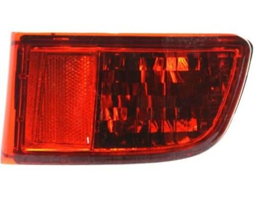 NEW BUMPER REFLECTOR REAR RIGHT FITS 2003-2005 TOYOTA 4RUNNER 8158060111