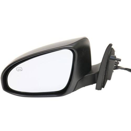KV For Power Rear View Door Mirror W//Glass+Housing Left Driver Side