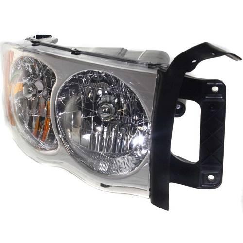 2005 Dodge Ram 1500 Headlight Wiring