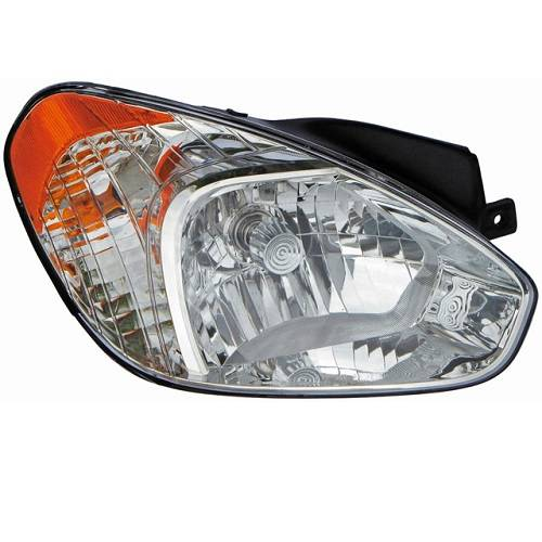 2007 2017 Hyundai Accent Headlight 2008 2009 2010