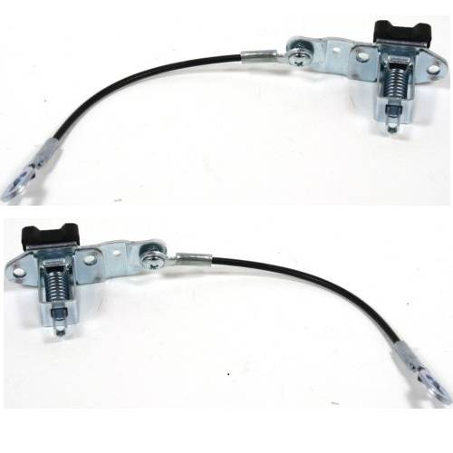 1988 2001 chevy pickup truck tailgate latch cable pair rh 1autoshop com 2001 silverado tailgate parts Custom Chevrolet Tailgate