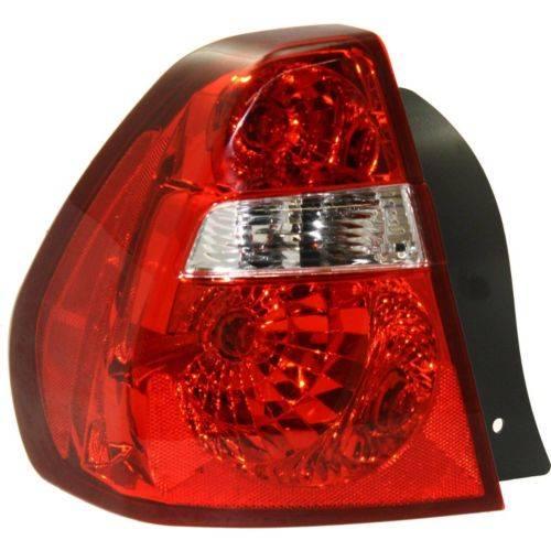 2005 Chevy Malibu Lights Not Working: 2004-2008* Malibu Tail Light -L