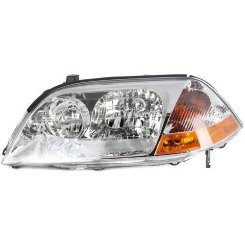 2001 2002 2003 Acura MDX Headlight -Left Driver