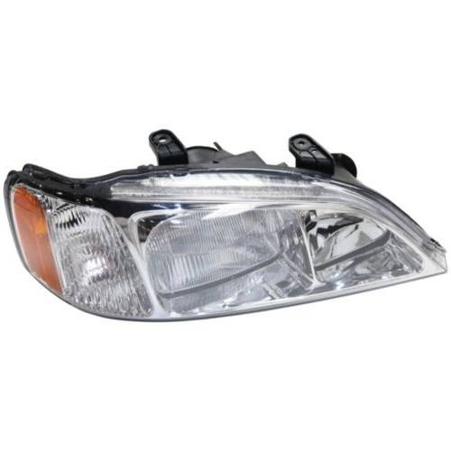 1999 2001 Acura TL Headlight Right Passenger 99 00 01