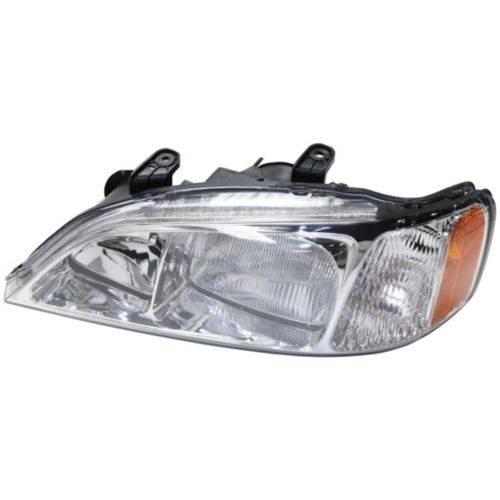 1999 2001 Acura TL Headlight Left Driver 99 00 01