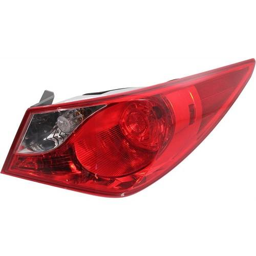 2011-2014 Sonata Outer Tail Light -R