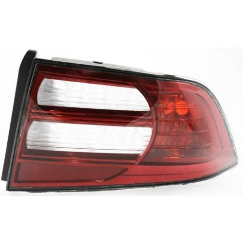 2007-2008 Acura TL Tail Light -R