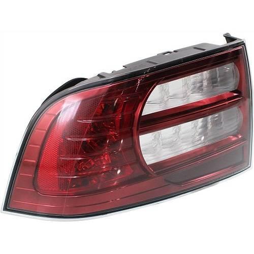 2007-2008 Acura TL Tail Light -L