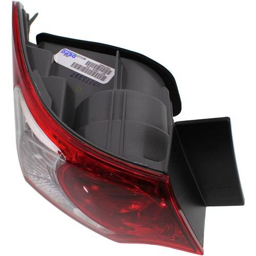 2009-2010 Acura TSX Sedan Tail Light -L
