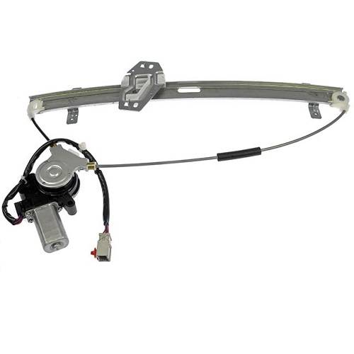 2003-2006 MDX Window Regulator With Window Lift Motor -R Front