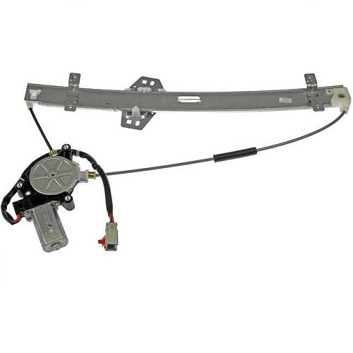 2003-2006 MDX Window Regulator With Window Lift Motor -L Front