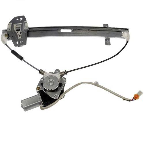 2001-2006 MDX Window Regulator With Window Lift Motor -L Rear